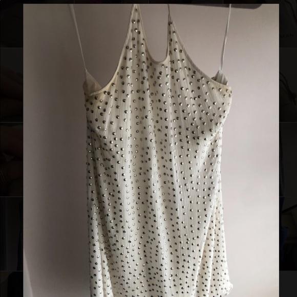 Alice + Olivia Dresses & Skirts - Alice and Olivia Halter sequin dress